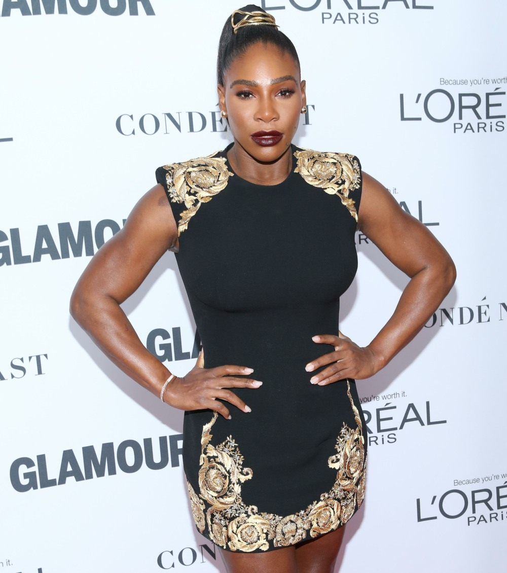 the 2017 Glamour Women Of The Year Awards NY