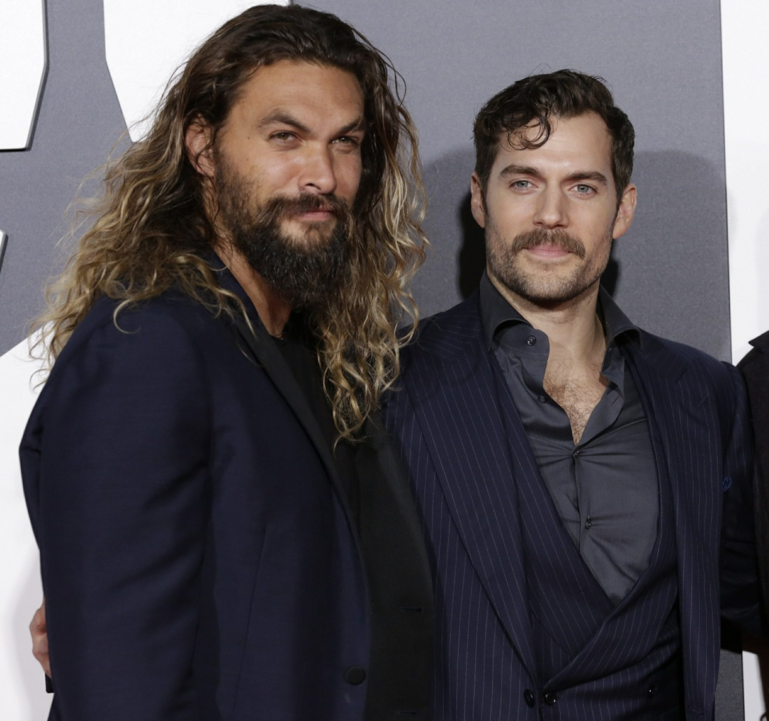Jason Momoa: The Response To Justice League 'kind Of