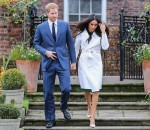 Prince Harry and Meghan Markle officially announce their engagement at Kensington Palace