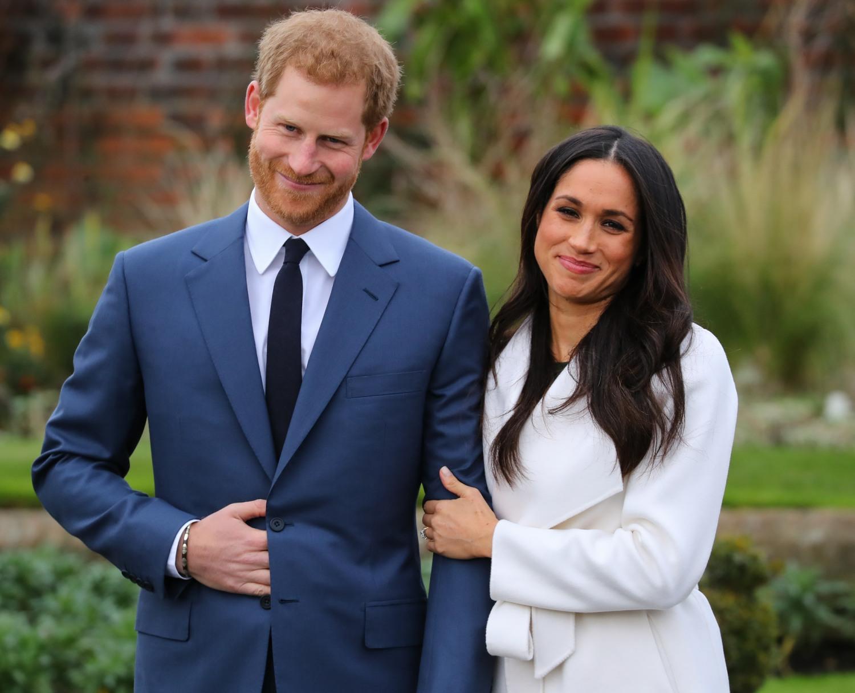 Harry Meghan engagement