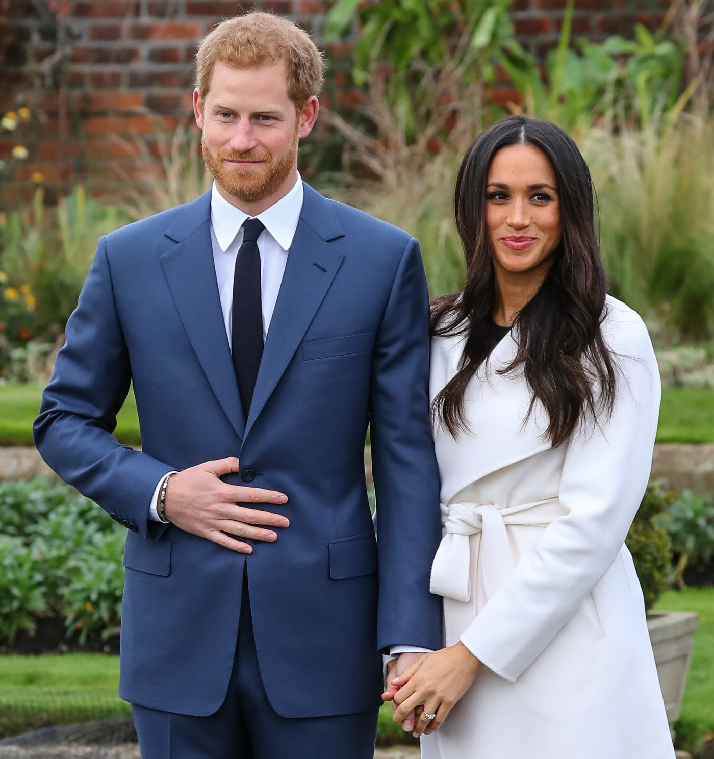 Why Prince Harry And Meghan Markle Can Hold Hands But