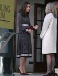 Catherine, Duquesa de Cambridge visitas a la casa cuna Museo