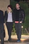 Ben Affleck takes his girlfriend Lindsay Shookus to dinner at Nobu