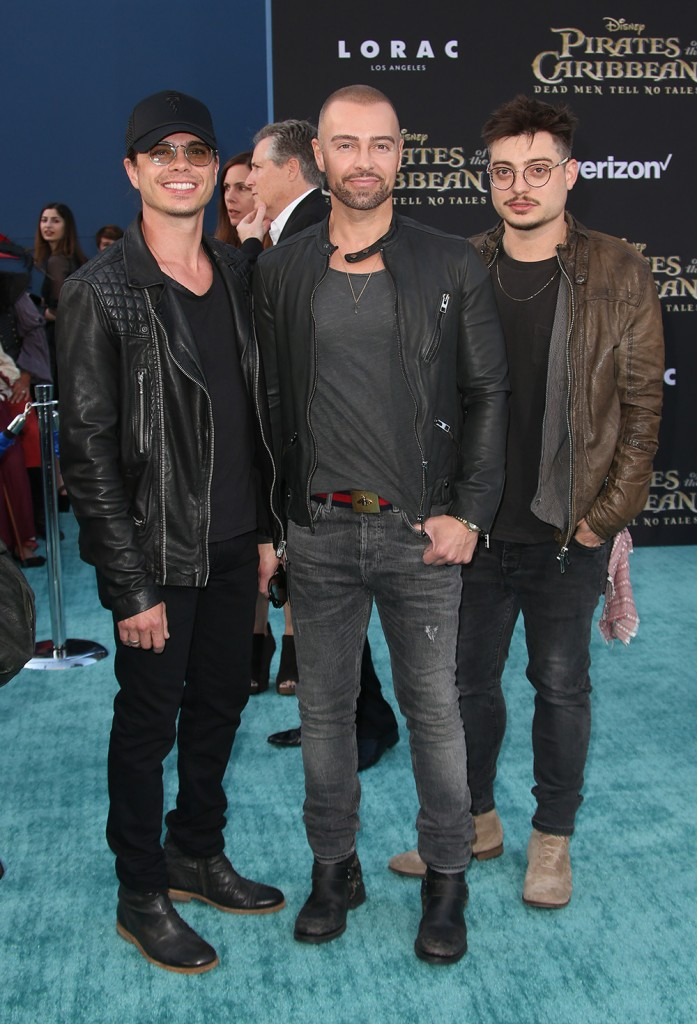 """Premiere Of Disney's """"Pirates Of The Caribbean: Dead Men Tell No Tales"""""""