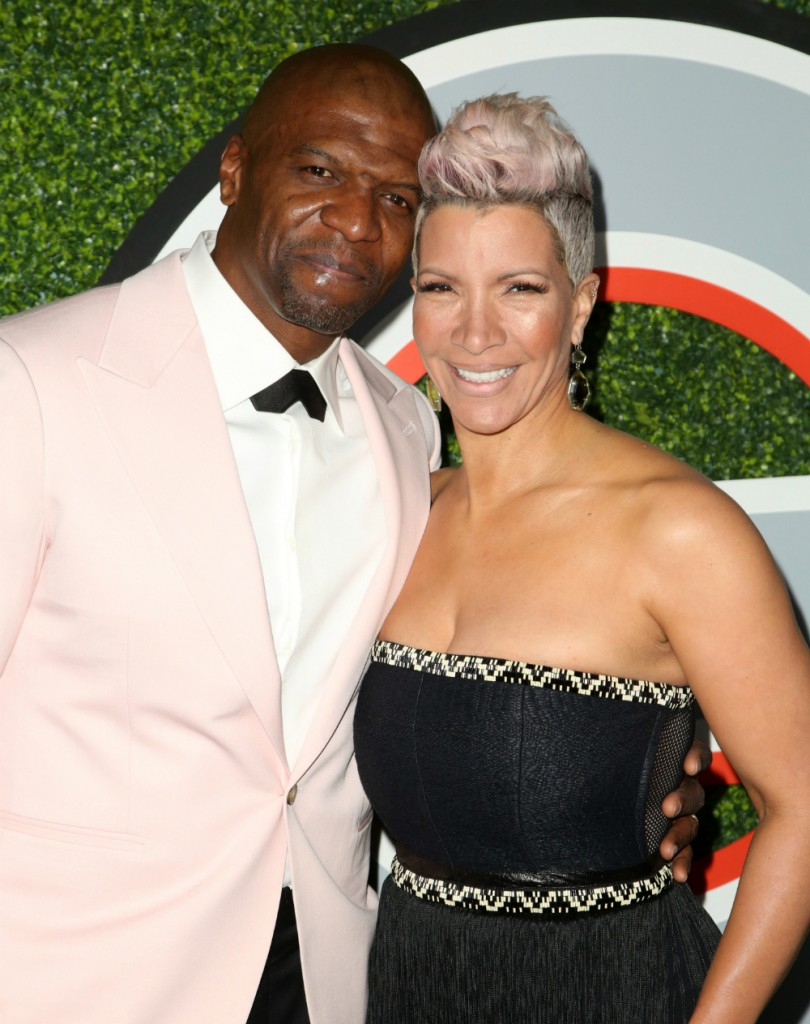 Terry Crews on suing Adam Venit: 'This is not about revenge'
