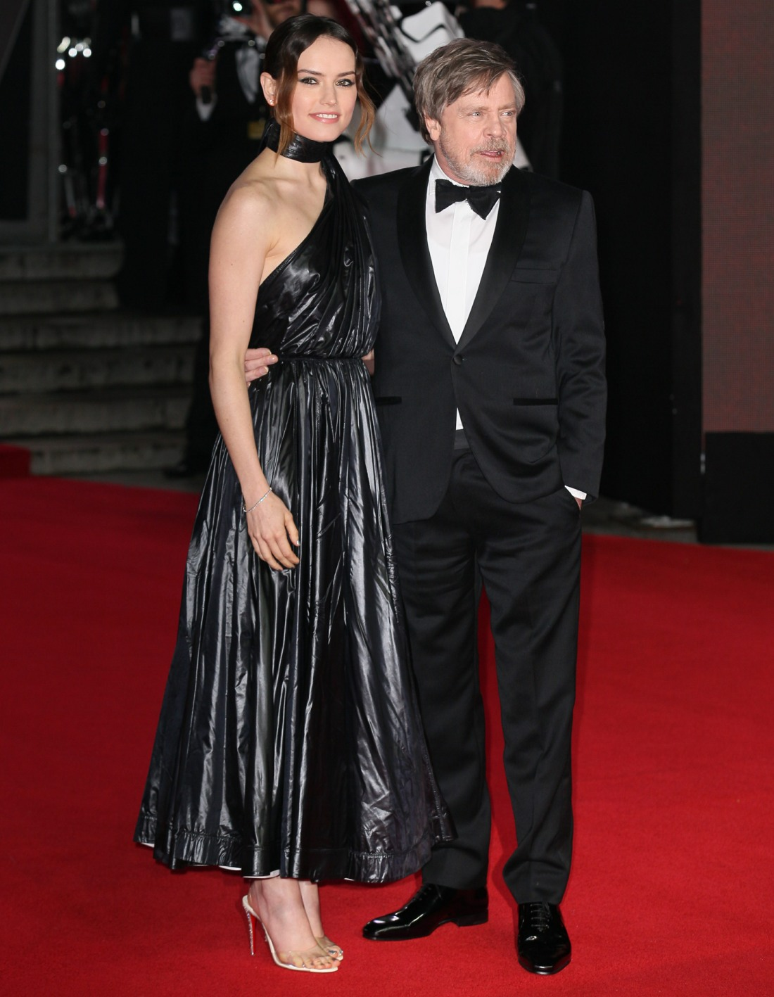 The European Premiere of Star Wars: The Last Jedi held at the Royal Albert Hall