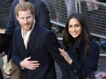 Newly Engaged Prince Harry and Meghan Markle visit Nottingham