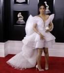el Cardi B en el 2018 entrega de los Premios Grammy