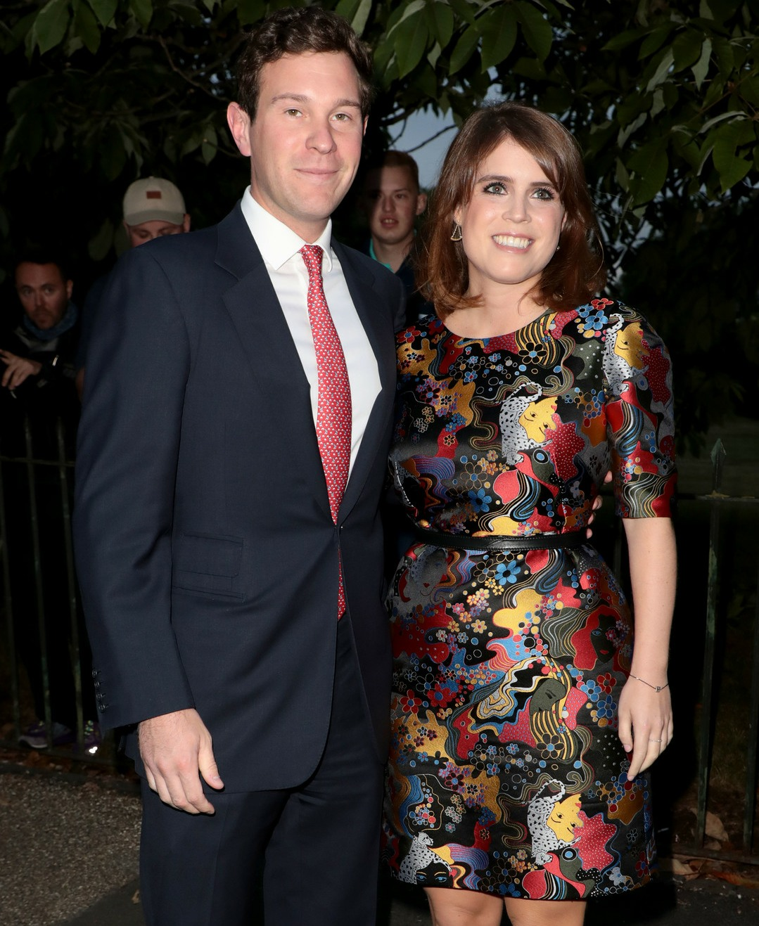 Princess Eugenie of York, Jack Brooksbank at The Summer Party presented by Serpentine Galleries and Chanel in London