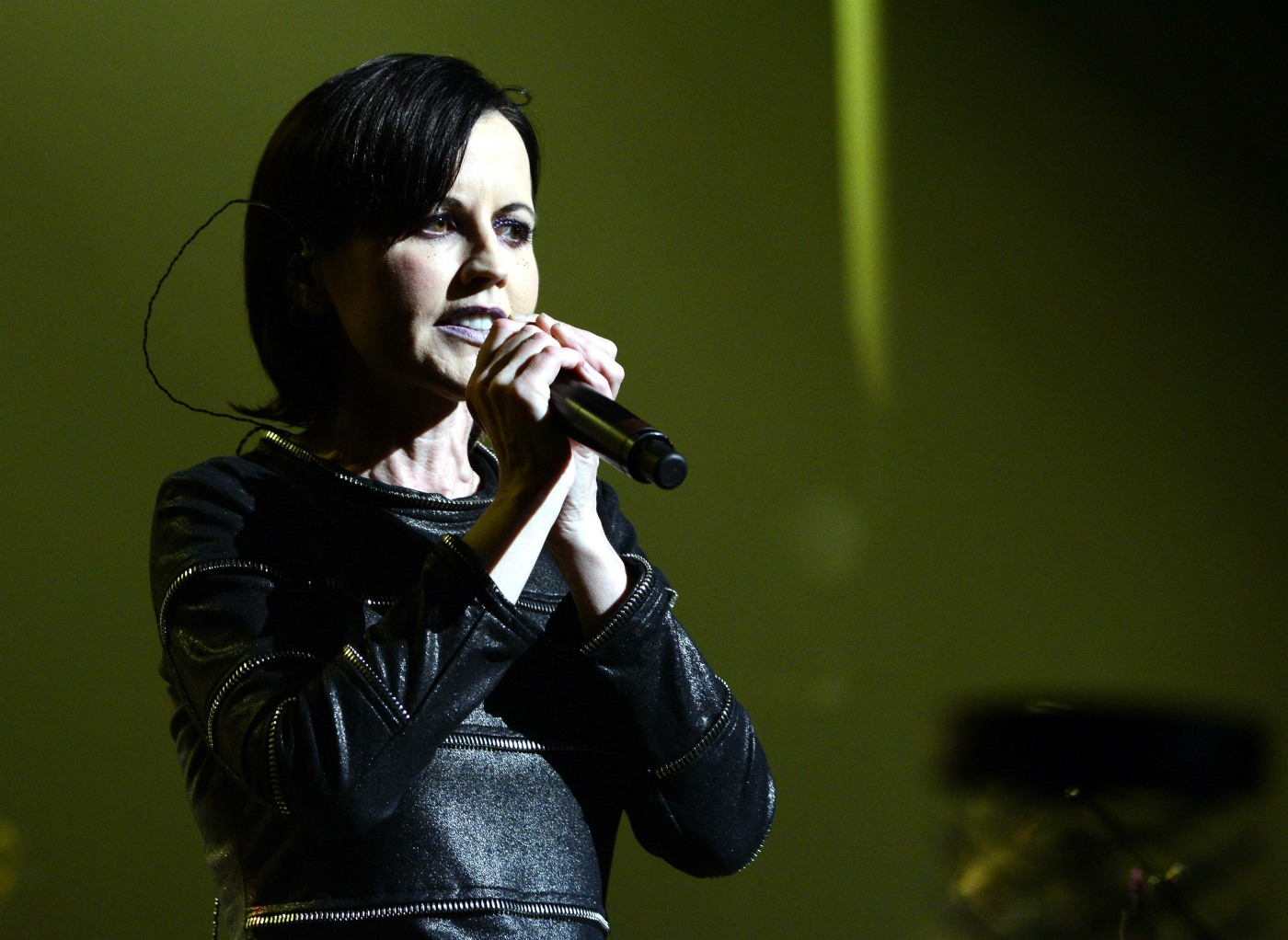The Cranberries perform at the Bord Gais Energy Theatre