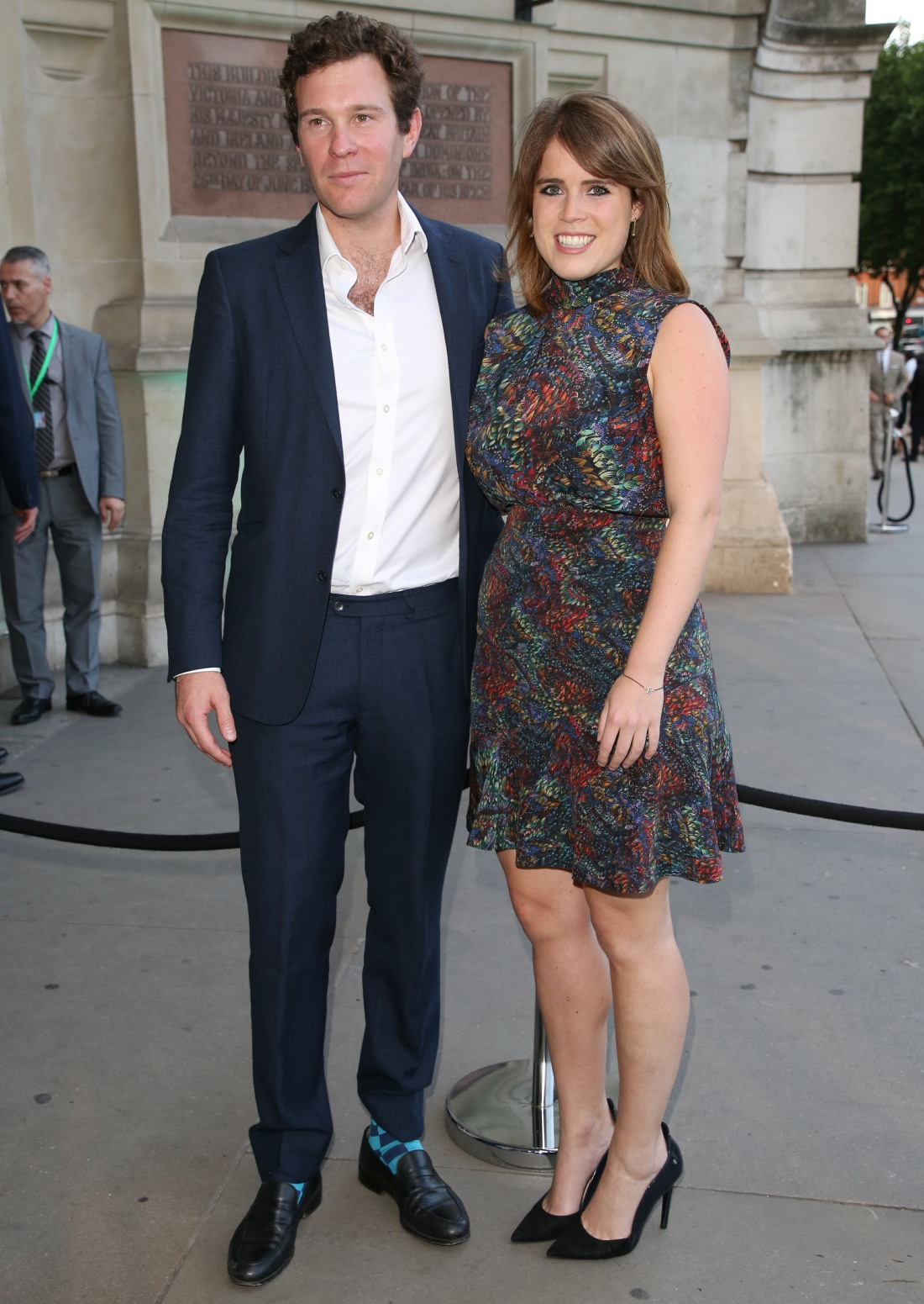 Princess Eugenie is engaged to her long-time boyfriend Jack Brooksbank