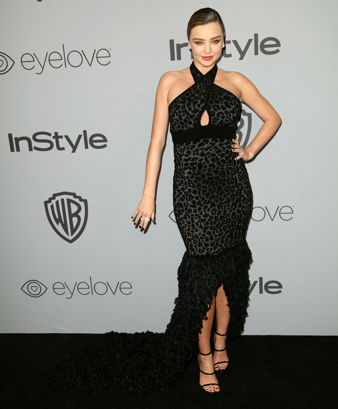19th Annual Post-Golden Globes Party hosted by Warner Bros. Pictures and InStyle at The Beverly Hilton Hotel