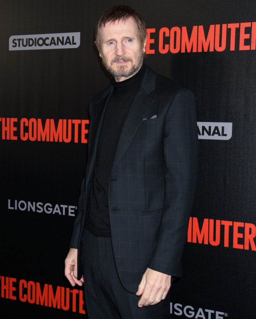 The Commuter NY Premiere