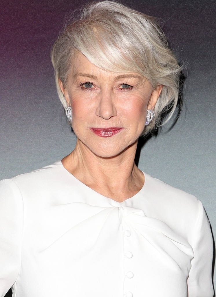 Helen Mirren on realizing she's 72, not 73: 'this is fantastic'