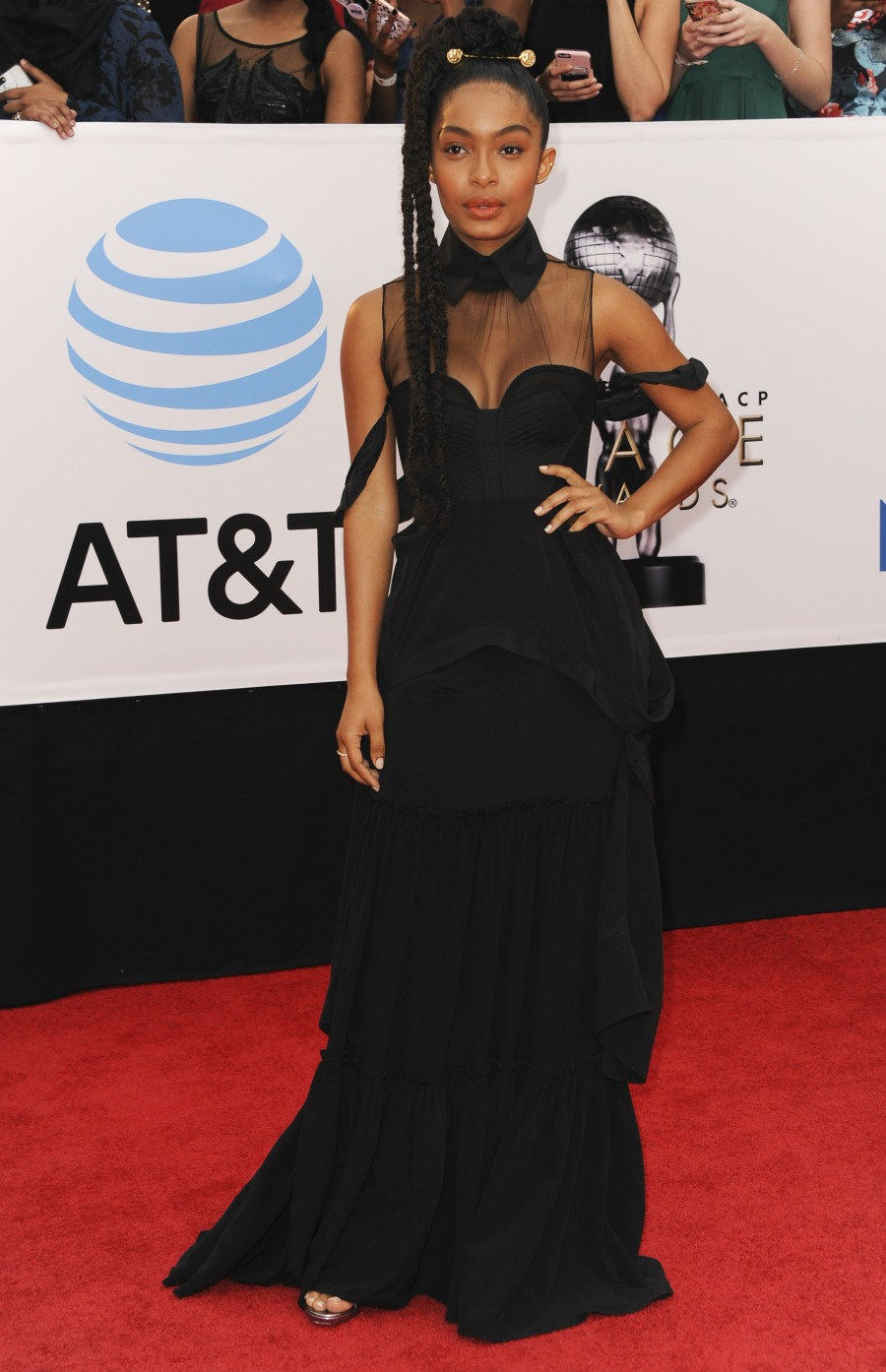 The 49th NAACP Image Awards arrivals