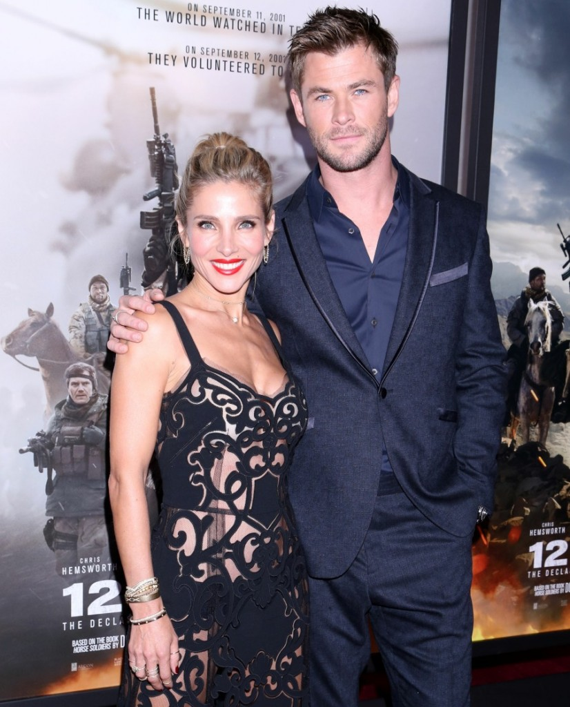 12 Strong World Premiere Arrivals