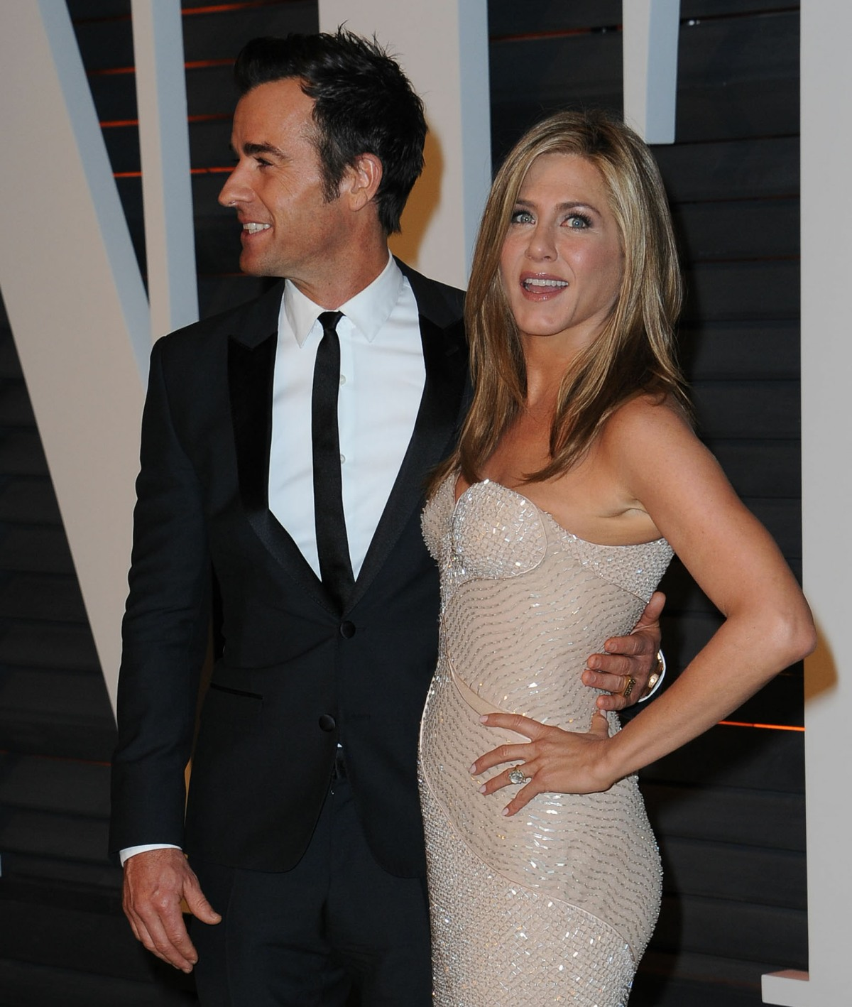 People: No one understood why Justin Theroux & Jen Aniston got married at all