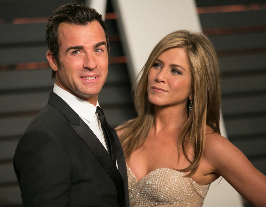 Page Six: Justin Theroux 'initiated' the separation, Jen Aniston isn't what she seems