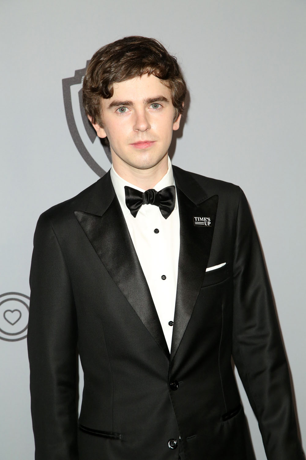 Cele Bitchy Star Freddie Highmore Is Awkward With Women