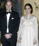 Duke and Duchess of Cambridge attend dinner in Oslo