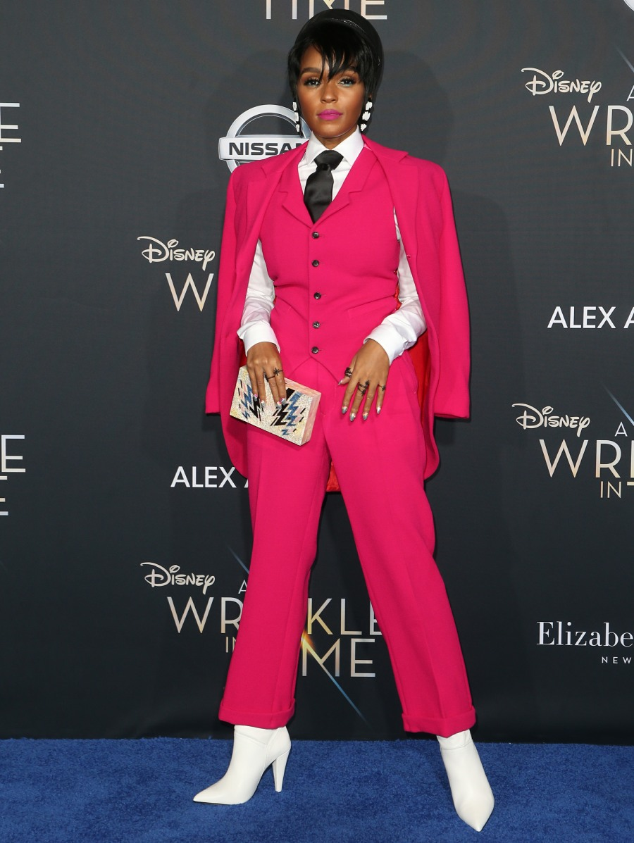 World premiere of 'A Wrinkle In Time' - Arrivals