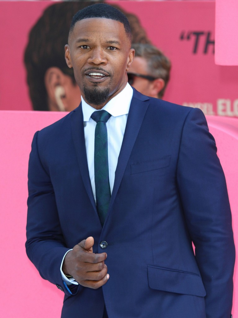 Jamie Foxx   at the Baby Driver European Film Premiere at the Ham Yard Hotel