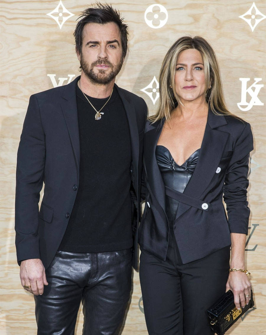 Jennifer Aniston and Justin Theroux have separated