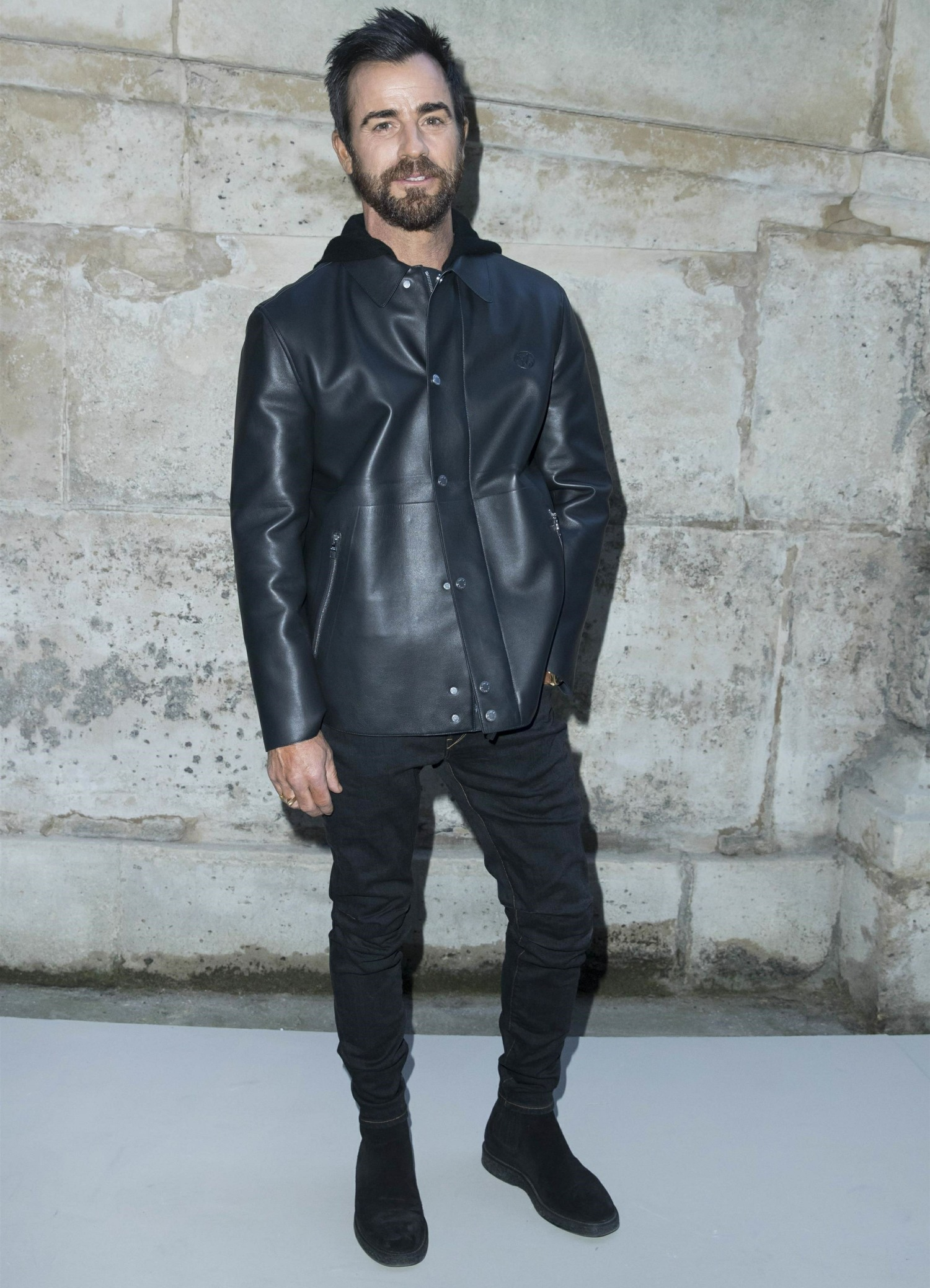 Louis Vuitton Show arrivals in Paris