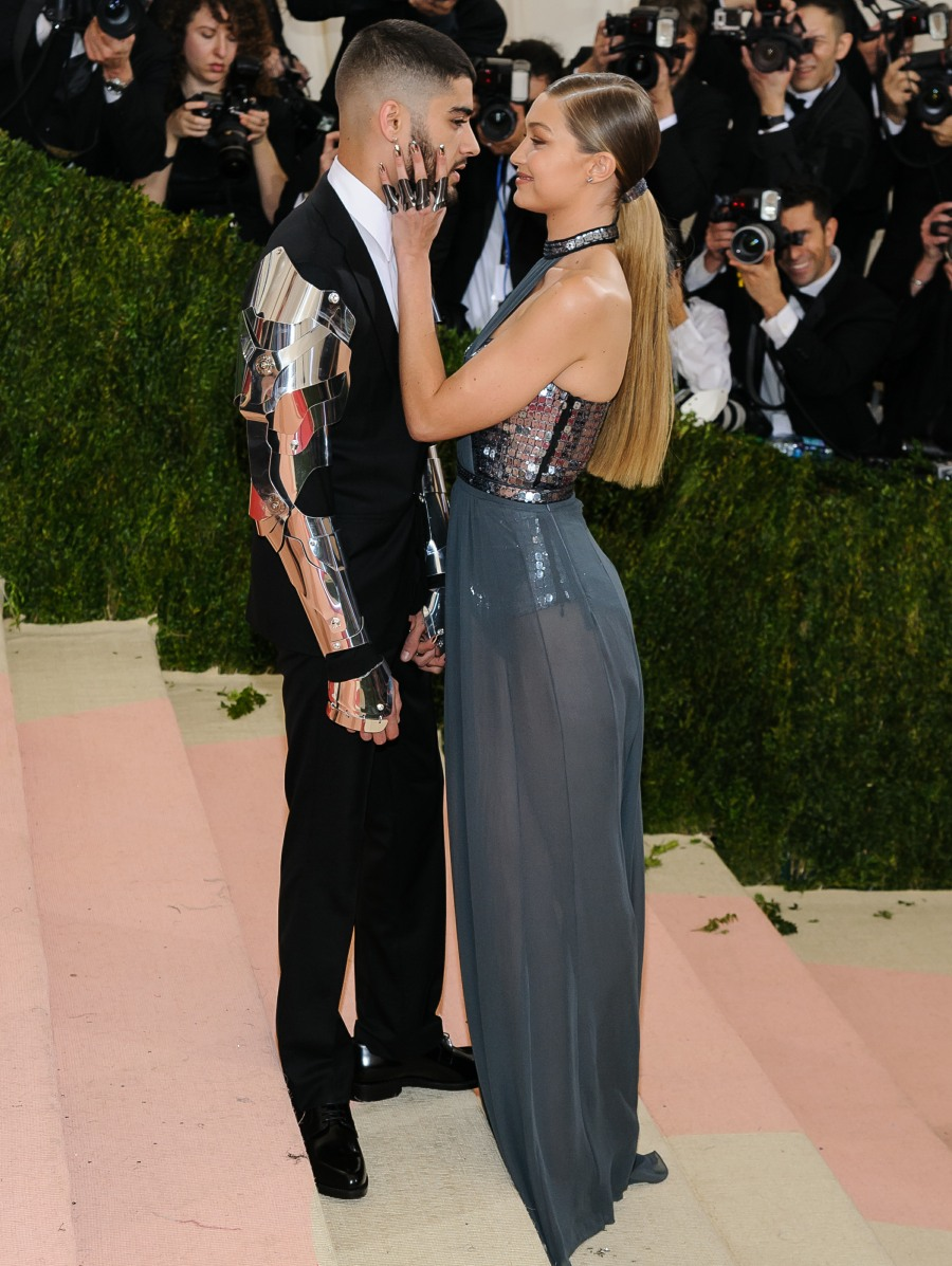 Metropolitan Museum of Art Costume Institute Gala - Manus x Machina: Fashion in the Age of Technology