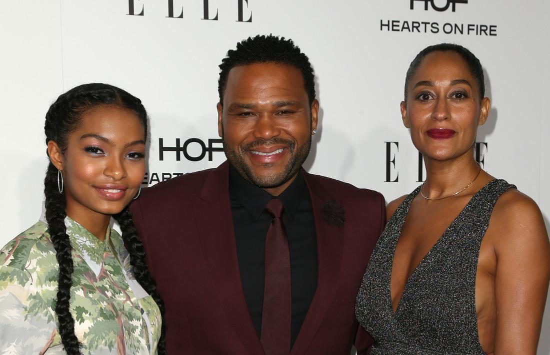 el 23 de Anual de la revista ELLE de las Mujeres En Hollywood Awards