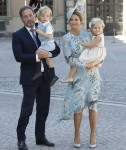 Crownprincess Victoria celebrates her 40th birthday in Sweden