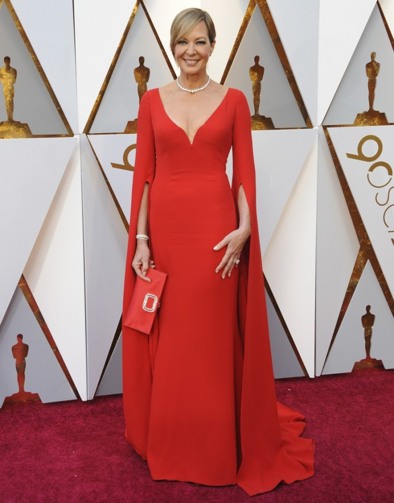 The 90th Academy Awards arrivals
