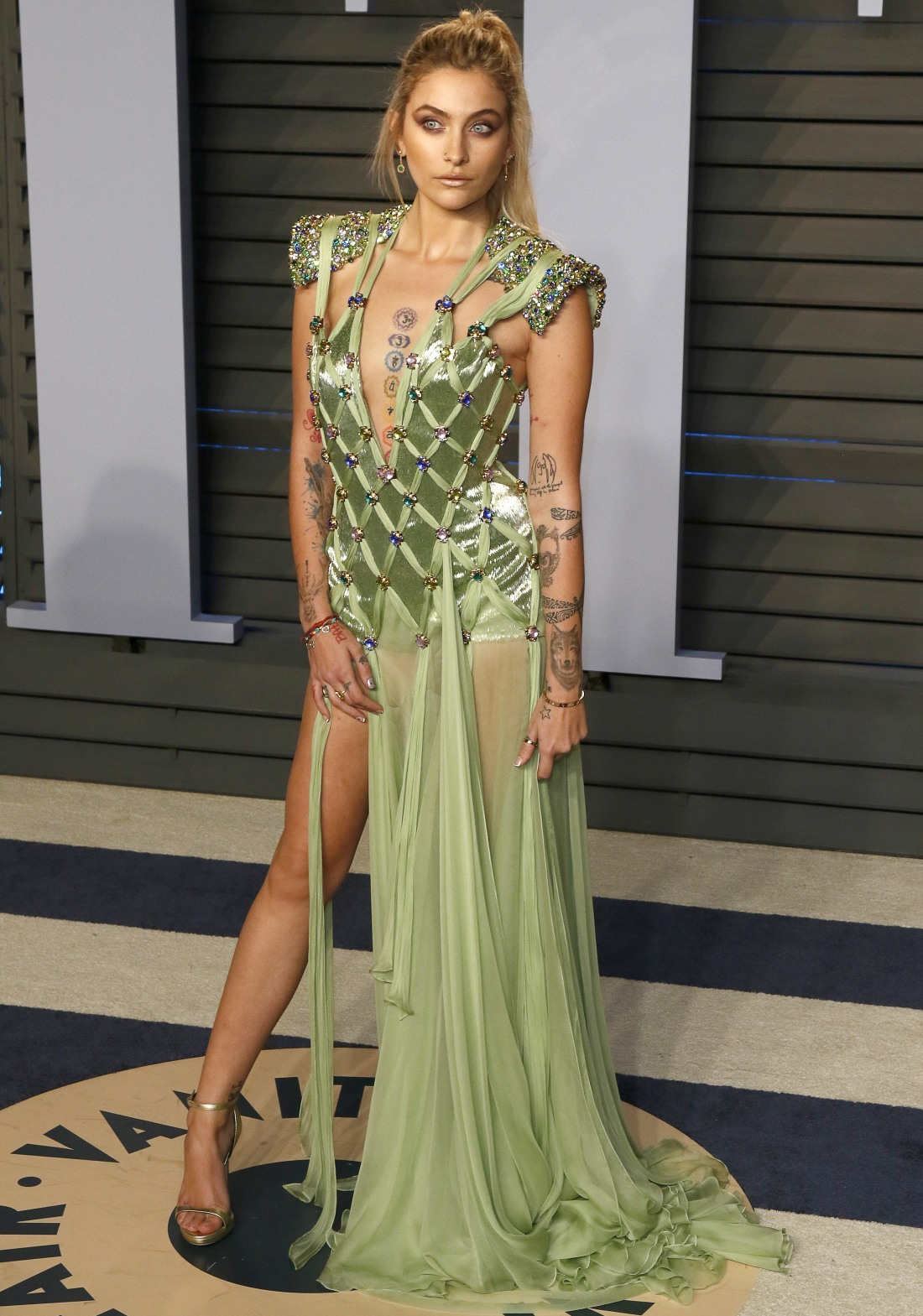 Vanity Fair's 2018 Oscars After Party