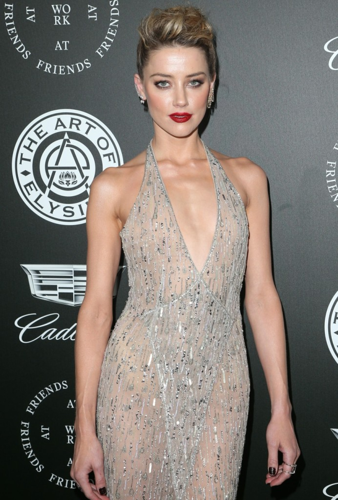 The Art Of Elysium's 11th Annual Black Tie Artistic Experience - Arrivals