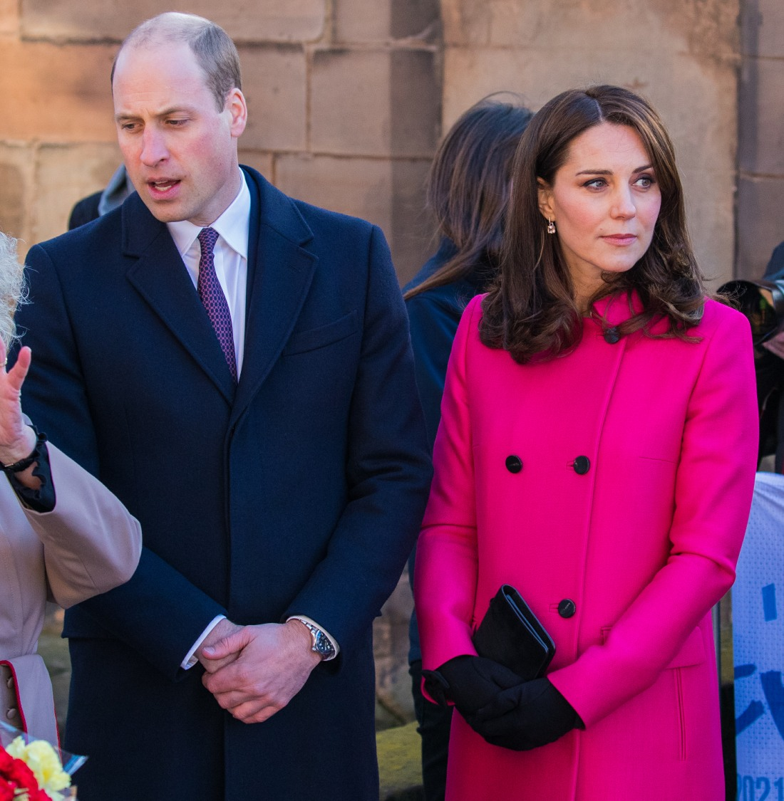 William Kate Coventry