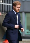 Prince Harry attends the Youth Forum Opening Session at the Queen Elizabeth II Centre during the Commonwealth Heads of Government Meeting
