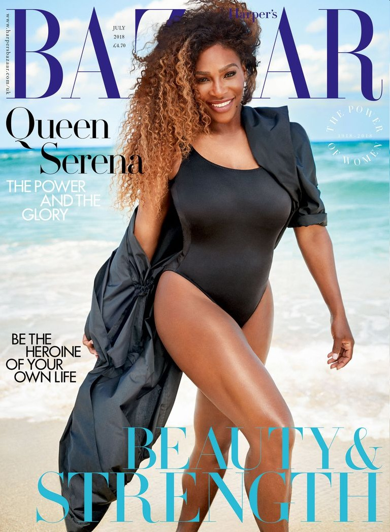 Serena Williams: 'If I wasn't playing tennis, I'd be pregnant right now'