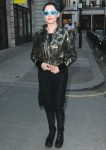Rose McGowan Out and About in London
