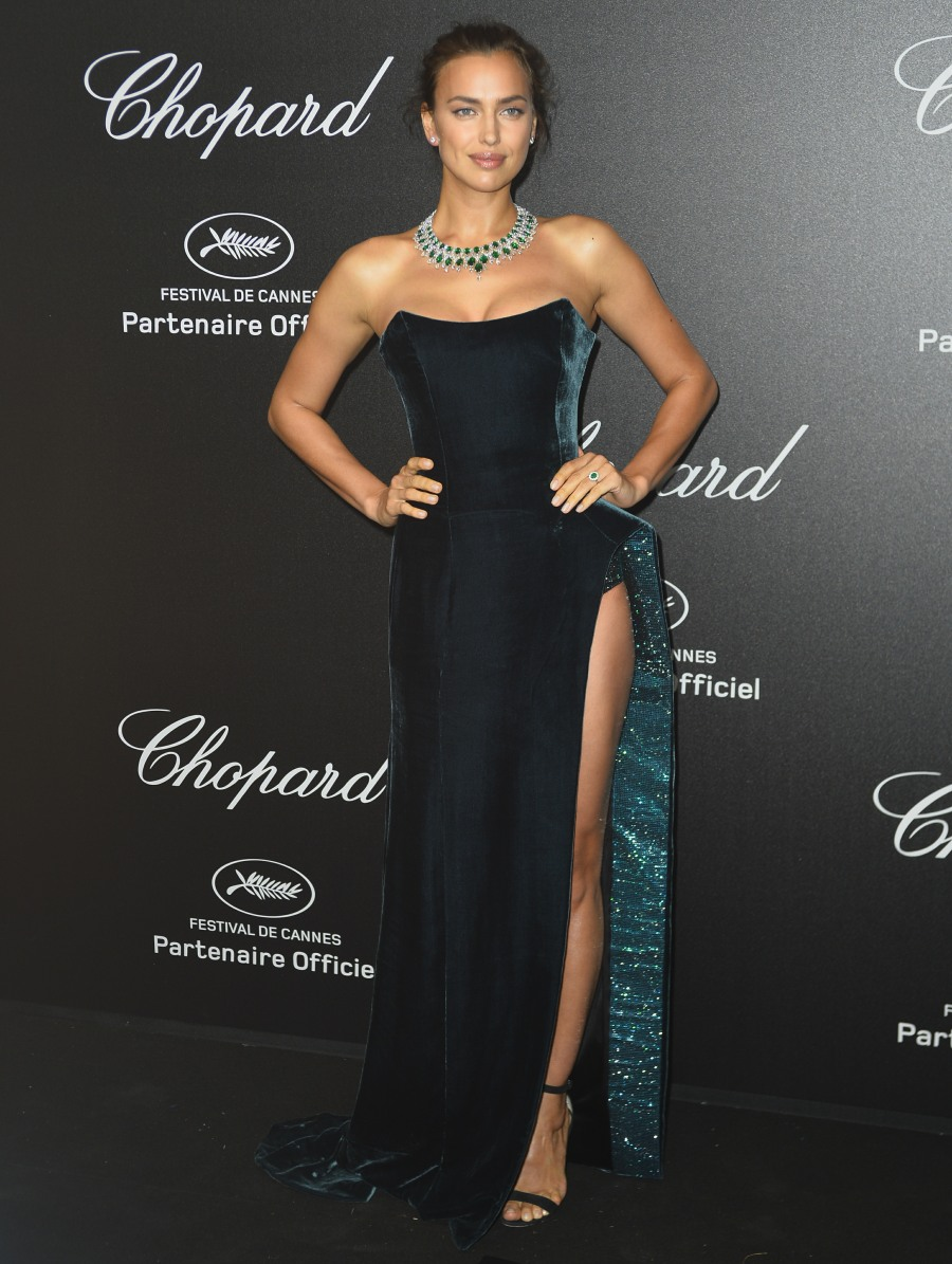 71st annual Cannes Film Festival - Secret Chopard Party