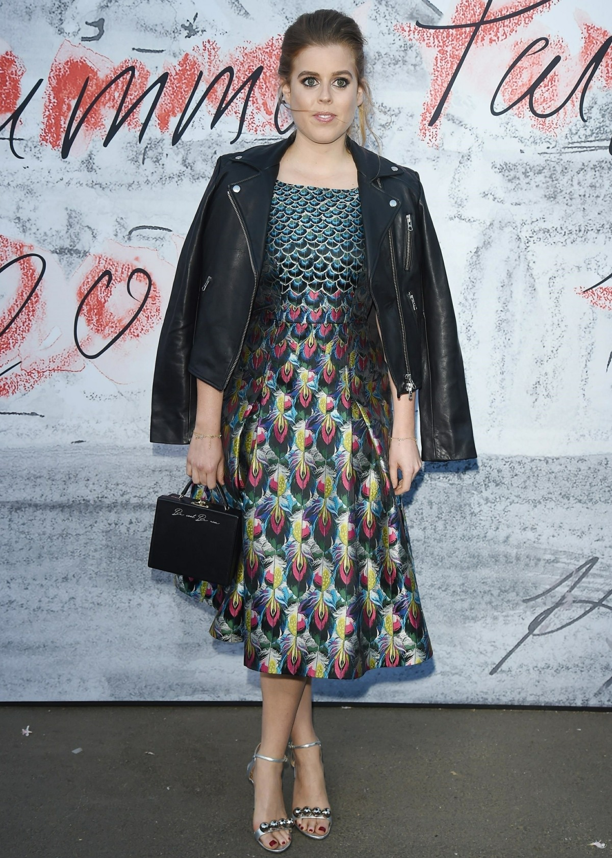 Celebrities at The Serpentine Summer Party