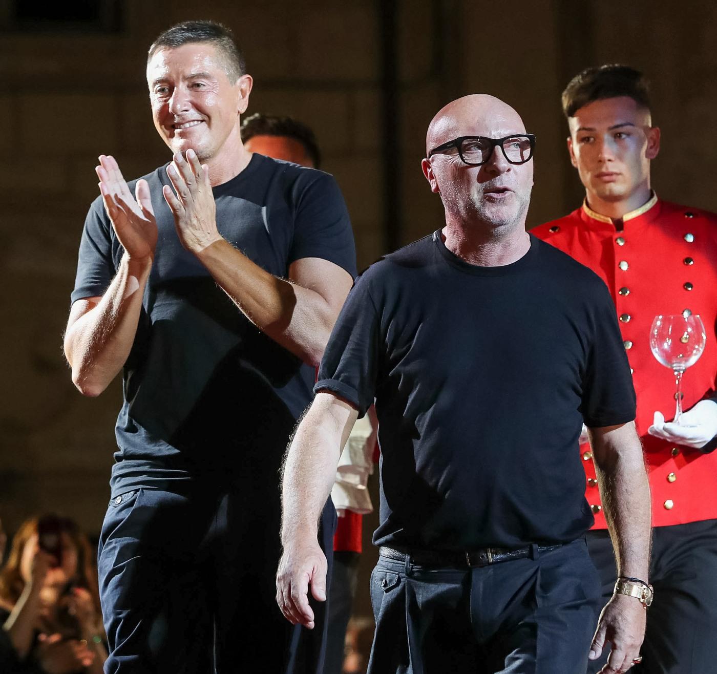 Dolce & Gabbana Show in Pretoria Square