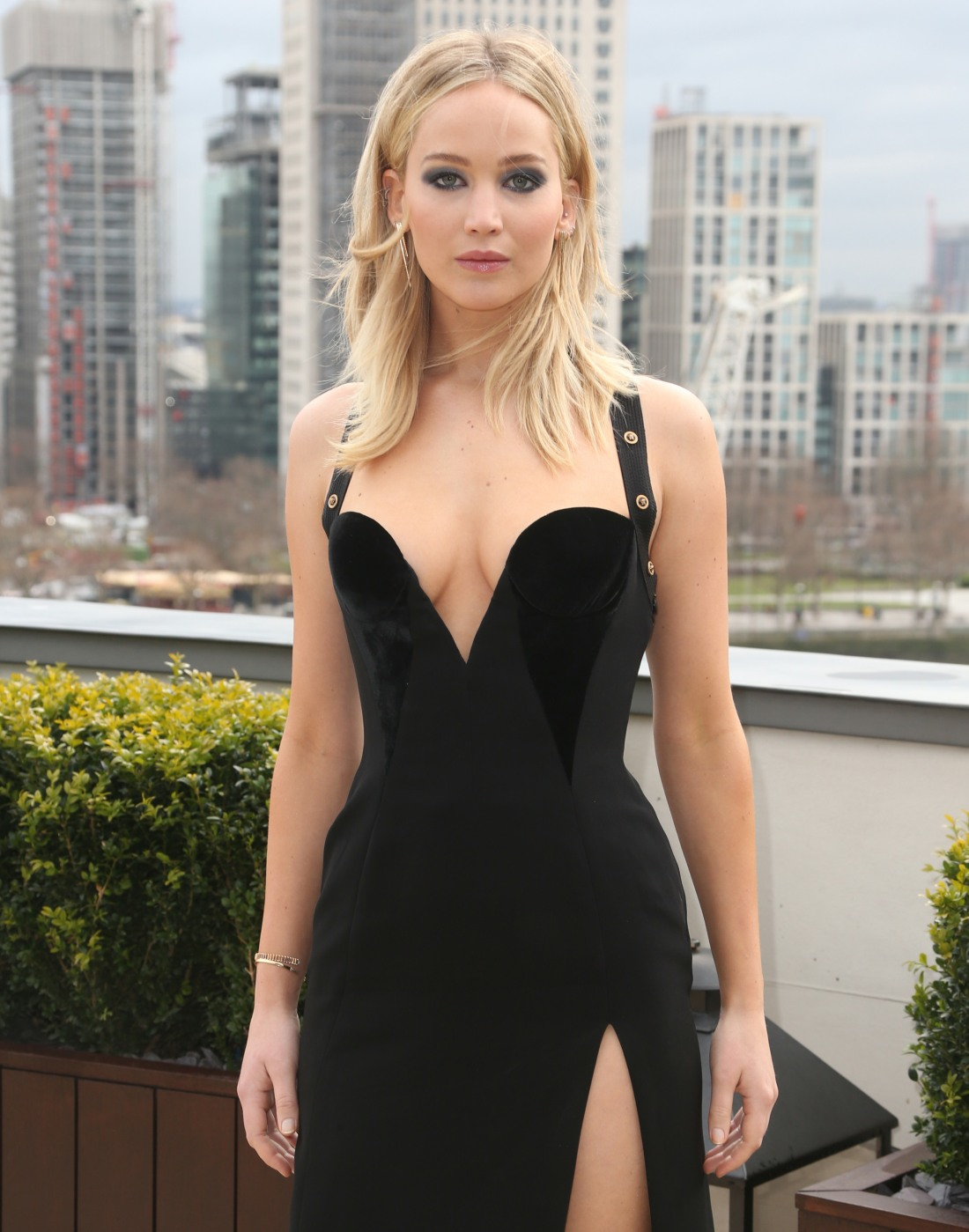 Jennifer Lawrence is engaged to Cooke Maroney heres who