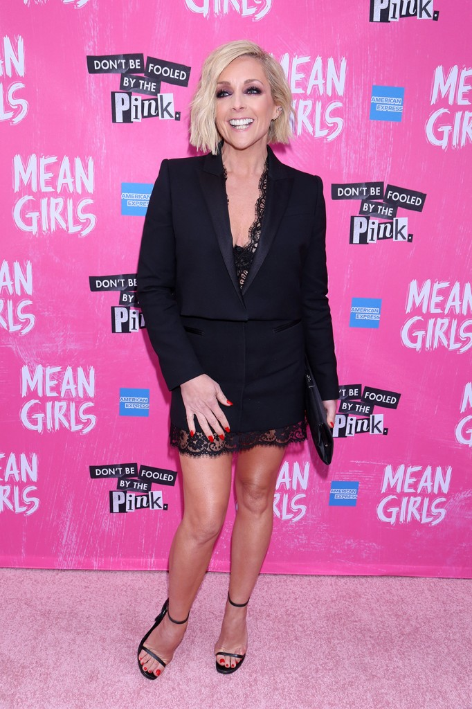 Mean Girls Broadway Opening - Arrivals