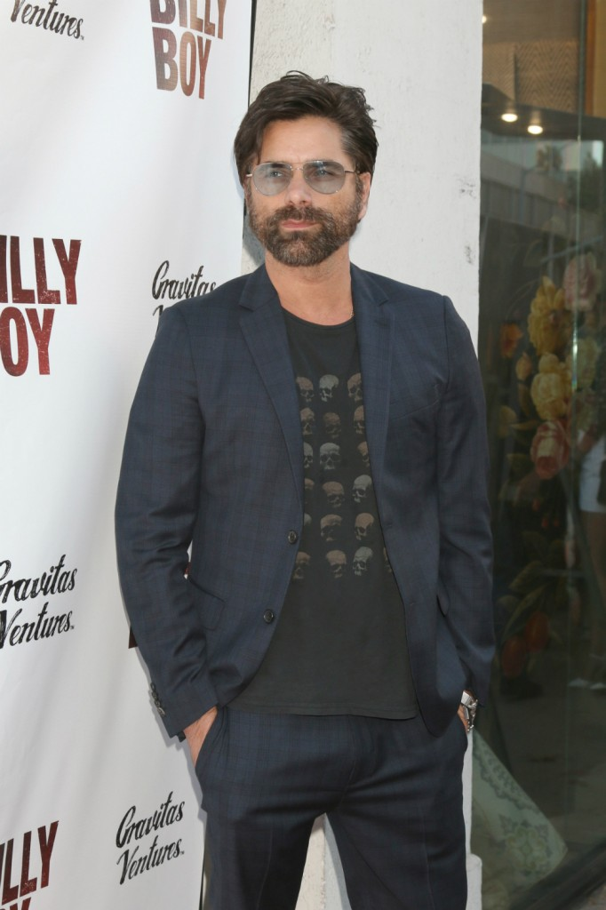 John Stamos posts his first Father's Day photo with two-month-old son, Billy