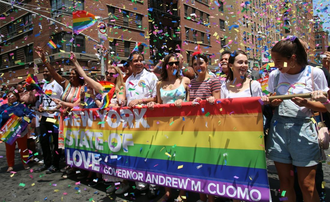 2018 New York City Pride Parade