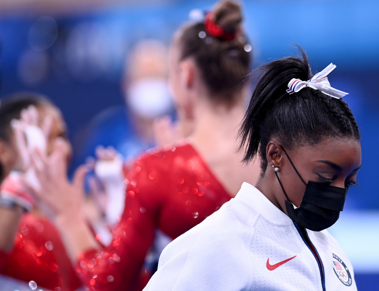 Simone Biles is 'just dealing with some things internally which will get fixed'